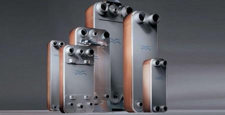 طراحی مبدل حرارتی صفحه ای شرکت آترا